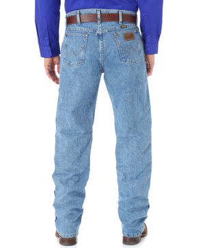 Wrangler Men's Performance Cool Vantage Cowboy Cut Jeans, Light Stone, hi-res