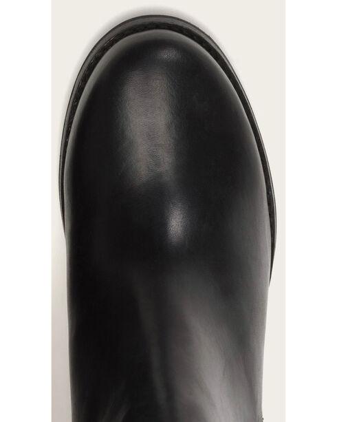 Frye Women's Addie Double Zip Smooth Boots - Round Toe , Black, hi-res