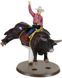 Big Country Toys Kid's Lane Frost & Red Rock Action Figurine, , hi-res