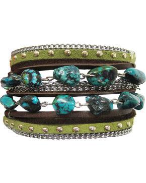 Cowgirl Confetti Multi-Wrap Bracelet, Multi, hi-res
