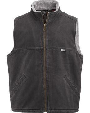 Wolverine Men's Black Upland Vest, Black, hi-res
