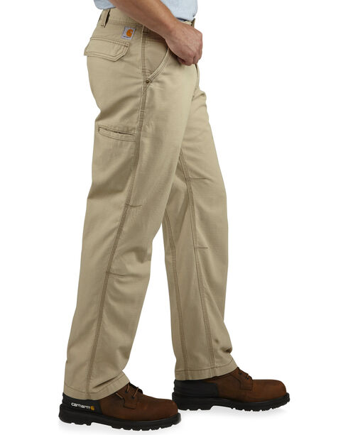 Carhartt Men's Tacoma Ripstop Pants, Tan, hi-res
