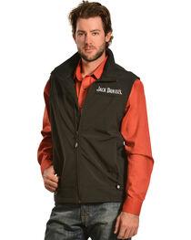 Jack Daniel's Men's Old No. 7 Softshell Vest, , hi-res