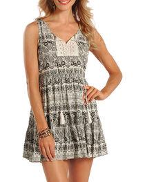 Rock & Roll Cowgirl Women's Sleeveless Dress, , hi-res