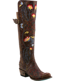 Lane Women's Gabbie Tall Boots - Round Toe , , hi-res