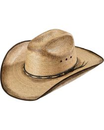 Jason Aldean By Resistol Kid's Amarillo Sky Palm Cowboy Hat, , hi-res