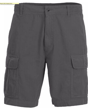 Woolrich Men's Ripstop Shorts, Grey, hi-res