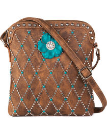 Blazin Roxx Women's Willow Crossbody Handbag , , hi-res
