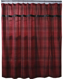 Carstens Sagamore Lake Placid Shower Curtain, , hi-res
