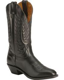 Boulet Dress Cowboy Boots - Round Toe, , hi-res