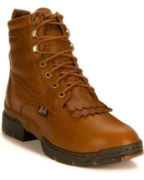Justin Women's George Strait 03.1 Lace-R Boots, Sunset, hi-res