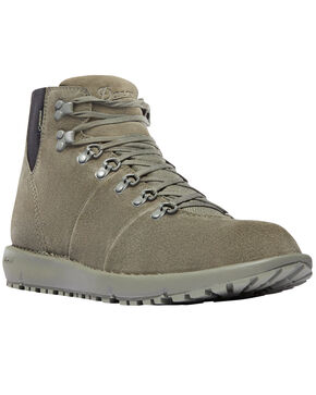 "Danner Men's Sage Vertigo 917 5"" Lace Up Boots - Round Toe, Sage, hi-res"