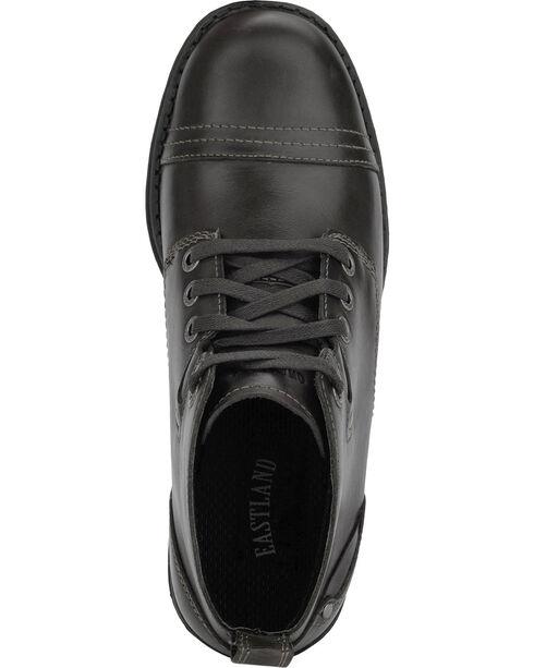 Eastland Women's Black Overdrive Ankle Boots, Black, hi-res