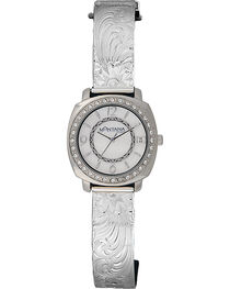 Montana Silversmiths Large Moon Face Watch, , hi-res