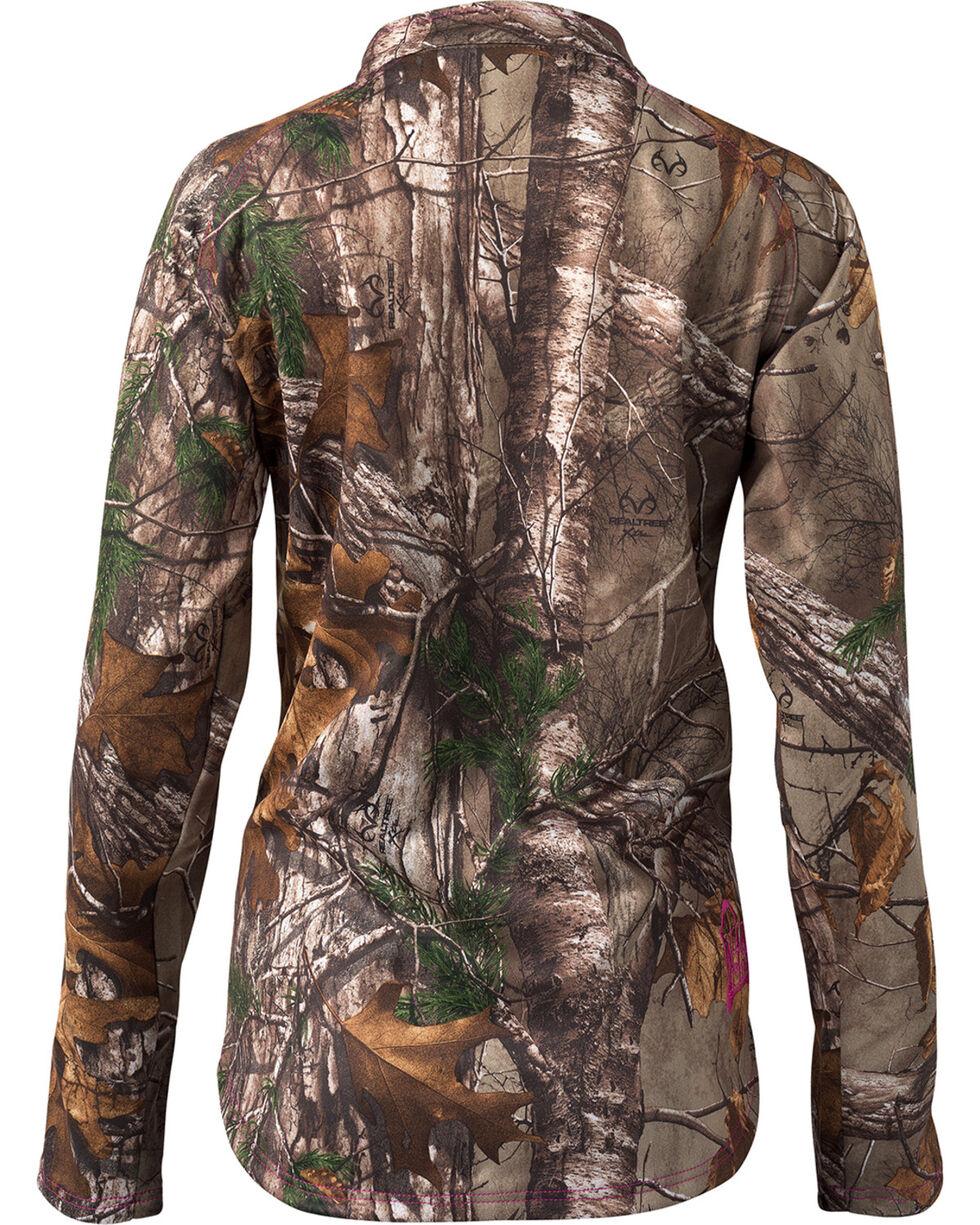 Scentlok Technologies Women's Camo Wild Heart Savanna Jacket , Camouflage, hi-res