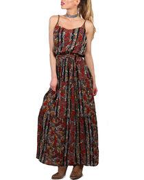 Shyanne Women's Floral Maxi Dress, , hi-res