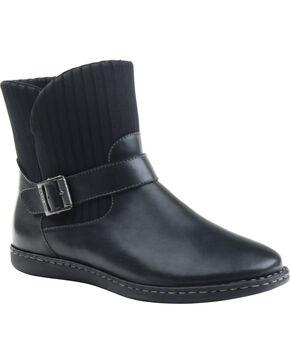 Eastland Women's Black Adalyn Boots , Black, hi-res