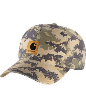 Carhartt Men's Camo Odessa Cap, Camouflage, hi-res