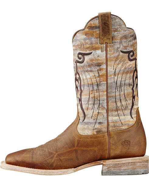 Ariat Men's Mesteno Western Boots, Tan, hi-res
