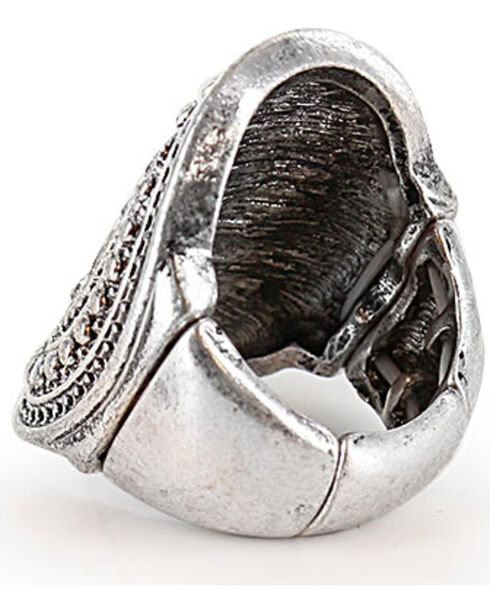 Shyanne® Women's Statement Ring, Silver, hi-res