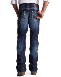 Ariat Men's M6 Low Rise Slim Boot Cut Jeans, , hi-res