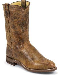 Justin Men's Road Roper Western Boots, , hi-res