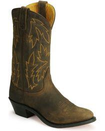 "Jama Women's Polanil 11"" Western Boots, , hi-res"