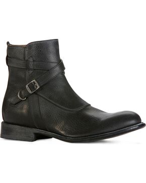 Frye Men's Jayden Crosstrap Boots - Round Toe, Black, hi-res