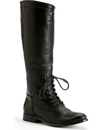 Frye Women's Melissa Lace-up Riding Boots - Round Toe, , hi-res