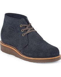 Chippewa Men's Modern Suburban Suede Shoes, , hi-res