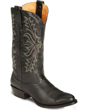 Stetson Men's Western Boots, Black, hi-res