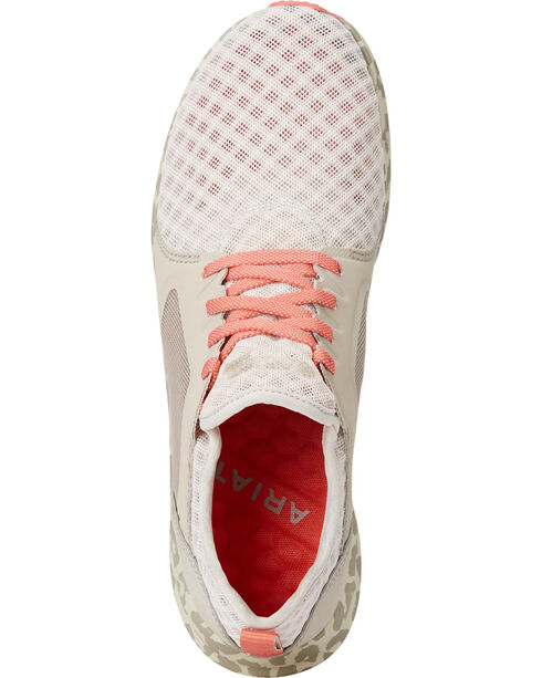 Ariat Women's Coral Fuse Mesh Shoes , Coral, hi-res