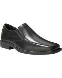 Eastland Men's Black Stuyvesant Dress Oxford - Slip On , , hi-res