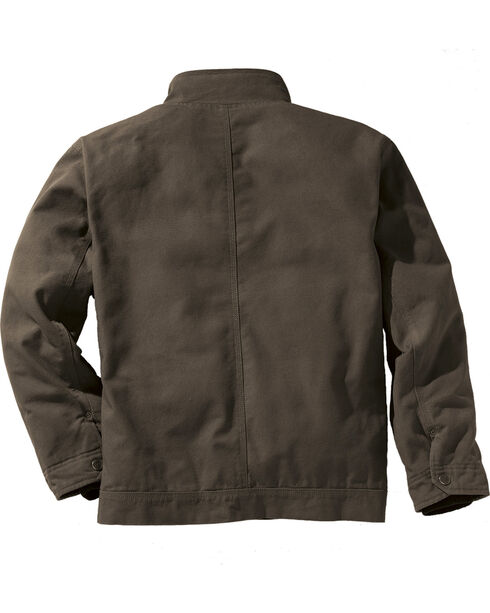 Timberland Pro Men's Baluster Work Jacket, Dark Brown, hi-res