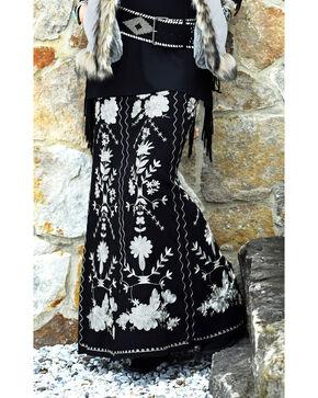 Tasha Polizzi Women's Black Cameron Skirt , Black, hi-res