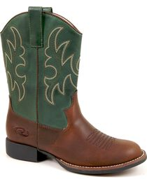 Roper Kid's Stitched Classic Western Boots, , hi-res