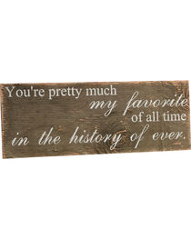 BB Ranch® Forever Favorite Wall Decor, , hi-res