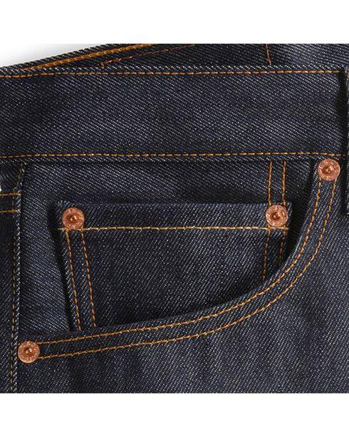 Levi's 501 Jeans - Original Shrink-to-Fit, Indigo, hi-res