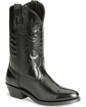 Laredo Men's Paris Western Boots, Black, hi-res