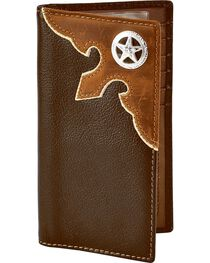 M&F Men's Wallet & Checkbook Cover, , hi-res