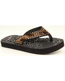 Blazin Roxx Zandra Flip Flops, , hi-res