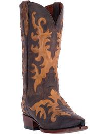 Dan Post Men's Beau Cowboy Boots - Snip Toe , , hi-res