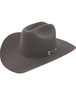 Stetson Men's Skyline 6X Felt Hat, Granite, hi-res