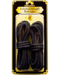"Obenauf's Industrial Strength 63"" Boot Laces, , hi-res"