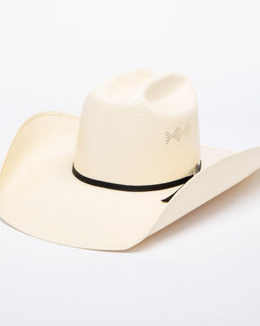 Twister 8X Shantung Straw Cowboy Hat, Natural, hi-res