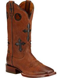 Ariat Men's Ranchero Square Toe Western Boots, , hi-res