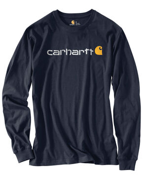 Carhartt Signature Logo Sleeve Knit T-Shirt, , hi-res