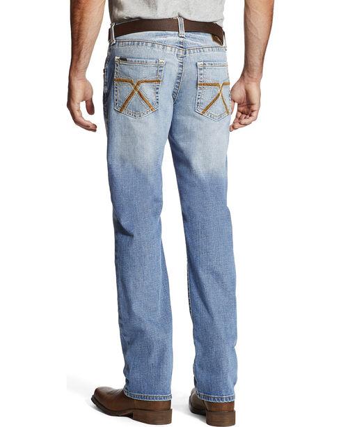 Ariat Men's M5 Addison Slim Straight Leg Jeans, Indigo, hi-res