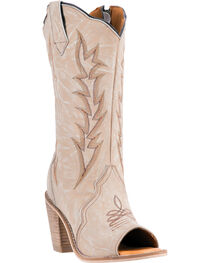 Laredo Women's Leather Pretender Western Boots, , hi-res