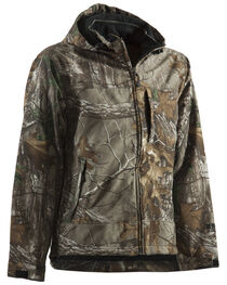 Berne Shedhorn Realtree Camo Softshell Jacket - Tall Sizes, , hi-res
